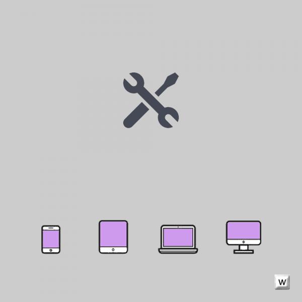 Manteniment de pàgines web.